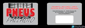 Sconti e Offerte - Fidelity Card - Pneus Palladio