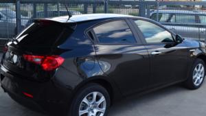 Pellicole oscuranti auto