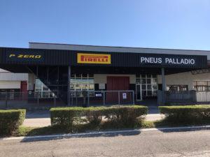 Assistenza Pneumatici - Gommista - Pneus Palladio